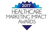 2017 Modern Healthcare IMPACT Awards winner logo